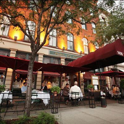 5 Johnny's Downtown Fine Dining